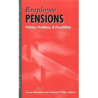 Employee Pensions: Policies, Problems, and Possibilities