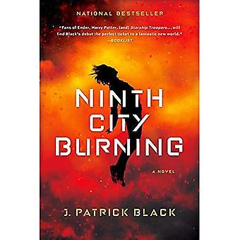 Neunte Stadt brennen