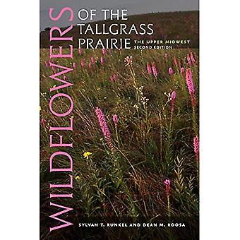 Wildflowers of the Tallgrass Prairie: The Upper Midwest (Bur Oak Book)