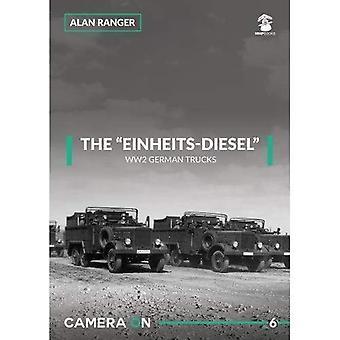The Einheits-Diesel WW2 German Trucks: 2018 (Camera� On)