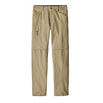 Patagonia Men's zip-off trousers quandary