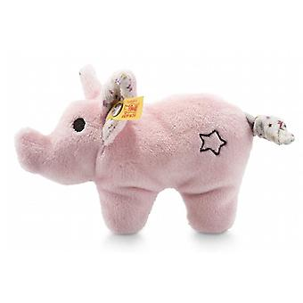 Steiff mini pig rattle 11 cm