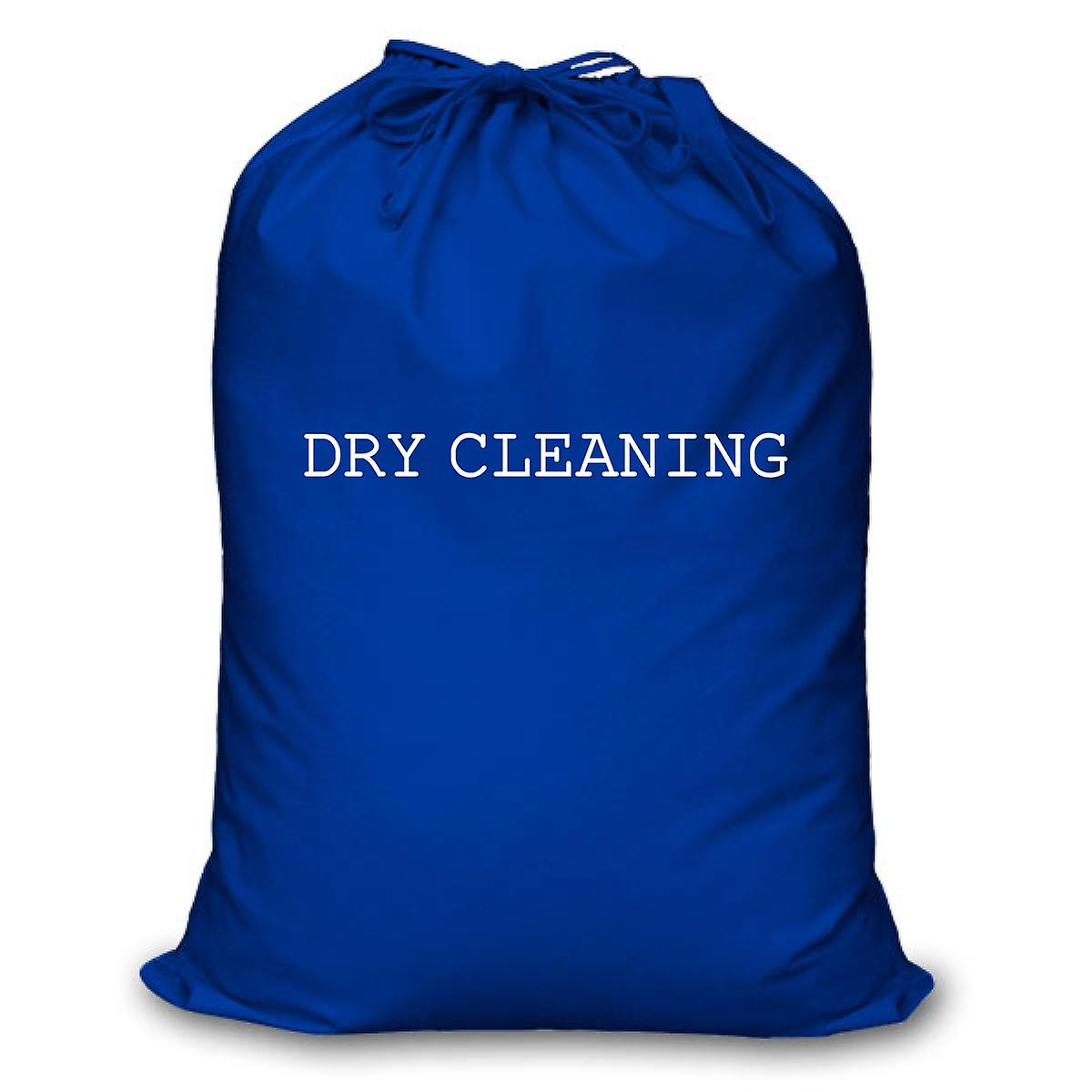 Blue Laundry Bag Dry Cleaning Fruugo Uk