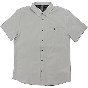 Quiksilver Waterman Kollektion SS Tech Herrenshirt 2 - graue Mergel