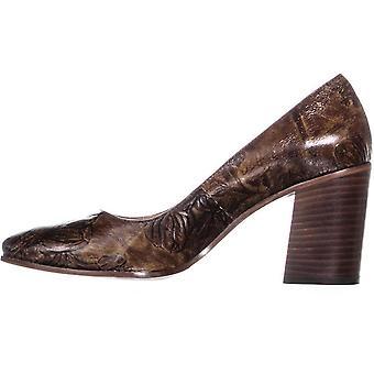 Patricia Nash Womens Anita Leather Closed Toe Classic Pumps
