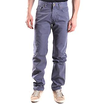 Gant Ezbc144016 Men's Blue Denim Jeans