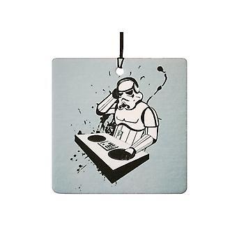 Stormtrooper DJ Car Air Freshener