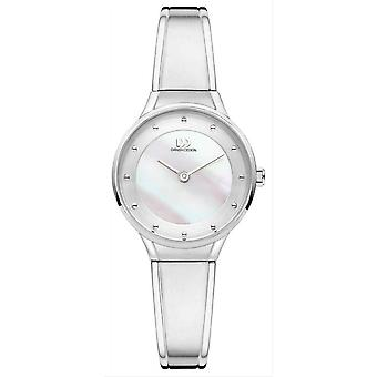 Design danois chic Anthea mère de Pearl Watch-argent