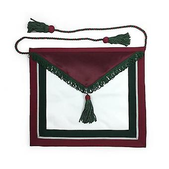 Masonic Royal Order of Scotland Member Apron-Lambskin