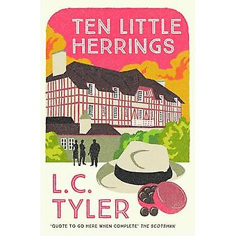 Ten Little Herrings by L. C. Tyler - 9780749018313 Book