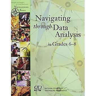 Navigating Through Data Analysis in Grades 6-8 - 9780873535472 Book