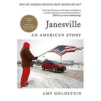 Janesville - An American Story by Amy Goldstein - 9781501199752 Book