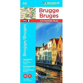 Bruges- Michelin City Plan 69 - City Plans by Bruges- Michelin City Pl