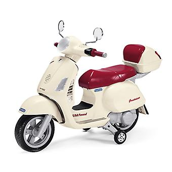Peg Perego 12v Kids Electric Vespa Bike