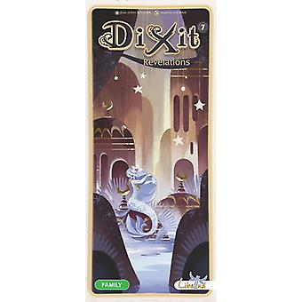 Dixit 7 Revelations - English