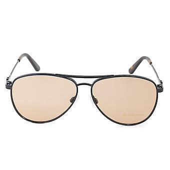 Balenciaga BA 5092 01E 55 Aviator Eyeglasses Frames