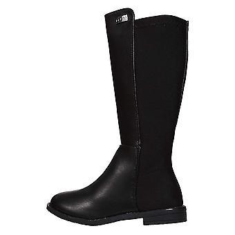 bebe Girls Riding Boots Elastic Back Dress Winter Fashion Shoes