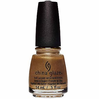China Glaze Street Regal 2017 Nail Polish Collection - Truth Is Gold (84013) 14ml