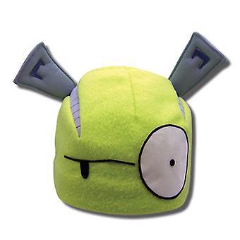 Beanie Cap - Panty & Stocking - New NERV Chuck Fleece Hat Anime ge83005