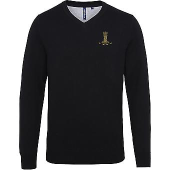 11 Hussars - Licensed British Army Embroidered Jumper