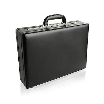 Black Bonded Attache 18