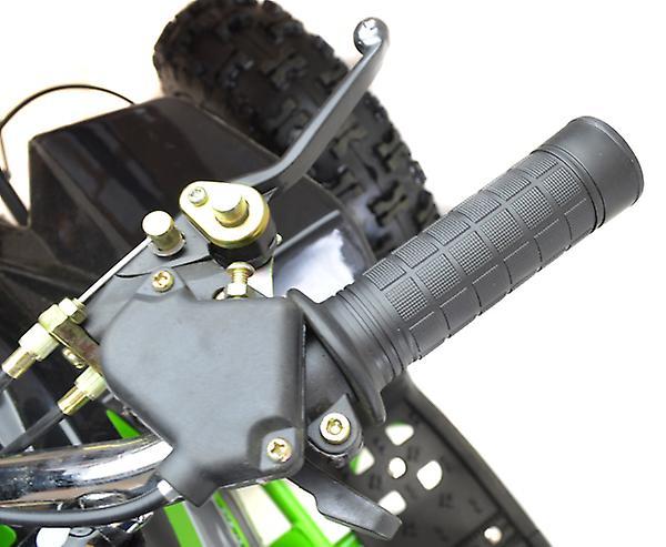 49cc Z20 Kids Petrol ATV Quad Bike - Green