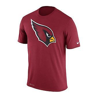 Nike Nfl Arizona Cardinals Legend Logo Essential 3 Dri-fit T-shirt