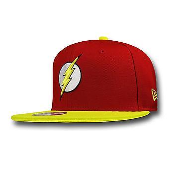 Flash Symbol Kids Red 9Fifty Cap