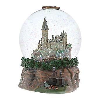 Harry Potter Hogwarts Castle Waterball with Hut