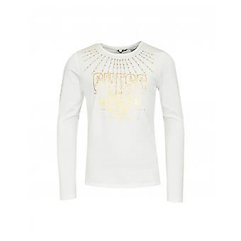 Guess? Long Sleeved Logo T-shirt