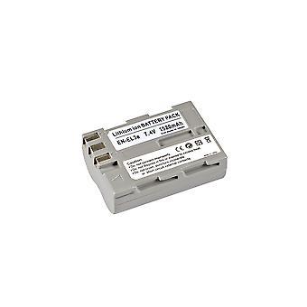 Batterie de remplacement lithium-ion BRESSER pour Nikon EN-EL3eMD