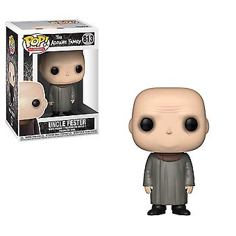 Addams Family Uncle Fester Pop! Vinyl