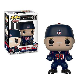 NFL Texans JJ watt (Colour Rush) pop! Vinyl