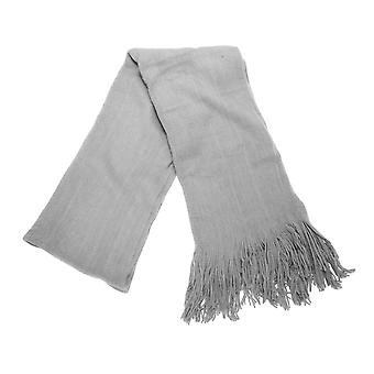 Foxbury Womens/Ladies Long Tassled Scarf