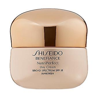 Shiseido Benefiance NutriPerfect Day Cream SPF 18 1,7 oz / 50ml
