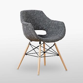 Olivia fabric stol
