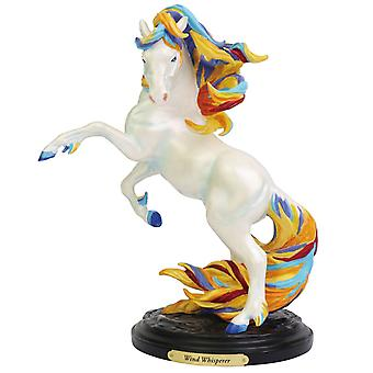 Trail of Painted Ponies Wind Whisperer Large Figurine