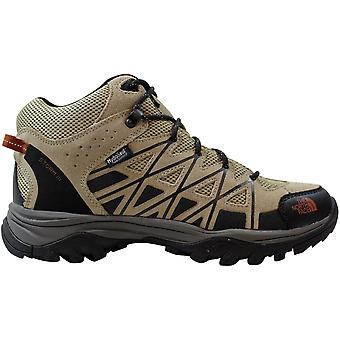 Il North Face Strom III Mid WP Dune Beige/Arabian Spice NF0A32-6TVS-075 Uomini's