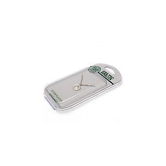 Celtic FC Silver Plated Pendant And Chain