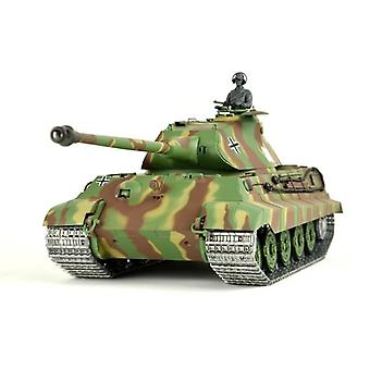 RC säiliö Saksan kuningas Tiger 1:16 Heng pitkä, savu & amp; Ääni, 2,4 GHz-PRO malli