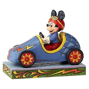 Disney Traditions Mickey Takes The Lead Figurine