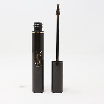 Yves Saint Laurent Couture Brow Mascara 2 Ash Blond 0.26oz/7.7ml Nuovo In Box