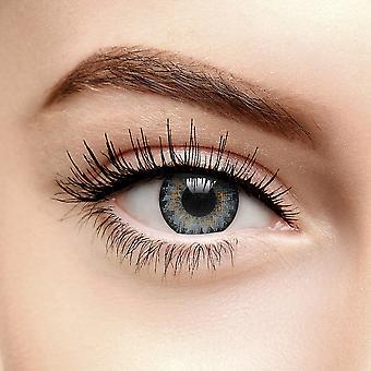 Air Optix farby šedé farebné kontaktné šošovky (30 dní)