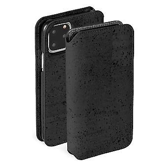 Krusell Birka Wallet voor Apple iPhone 11 Pro Black Case Beschermhoes Hoesje