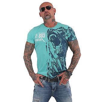 YAKUZA Mäns T-Shirt Beast