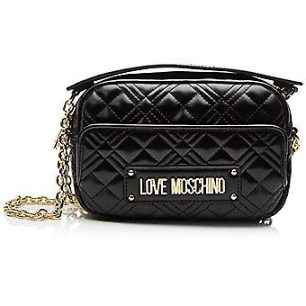 Love Moschino Jc4002pp1a Black Women's Cross bag (Zwart) 6x14x22cm (W x H x L)