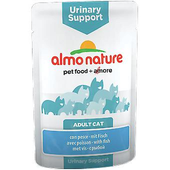 Almo nature Urinary Support (Cats , Cat Food , Wet Food)