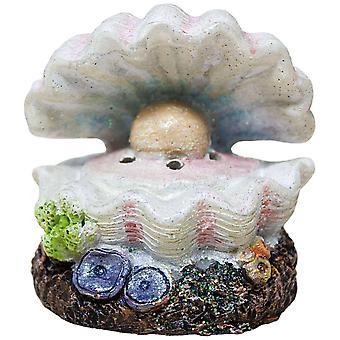 ICA østers Dophin Ornament (fisk, dekorasjon, steiner & grotter)