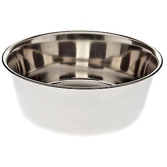 Ferribiella Heavy Inox Bowl Cm.13 Fuss Dog (Dogs , Bowls, Feeders & Water Dispensers)