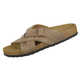 בירקנסטוק לוגאנו 1015499 הנשים של נעלי קיץ אוניברסלי